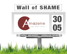 Wall of Shame(less)